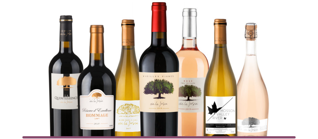 Les vins de la Jasse